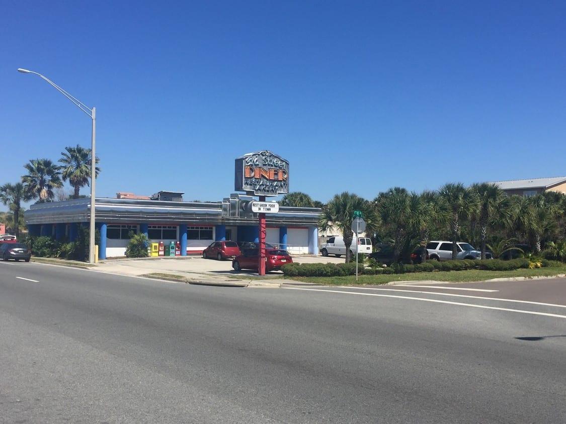 Beach Diner Jacksonville Fl